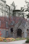 [Untitled photo of Old Main with tree] by Sophia Hansen-Day