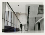 [Untitled photo in Janet Wallace Fine Arts building] by Rose LeFevre-Levy