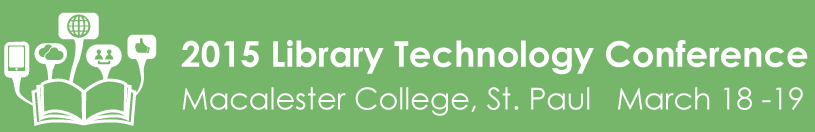 Library Technology Conference 2015