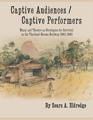 The book cover of Captive Audiences / Captive Performers.
