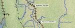 Figure 02.14. Thailand Railway Map #3. Takanun—Konkoita.