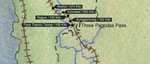 Figure 03.04. Burma Railway Map #3. Meiloe—Paya Thanzu Taung.