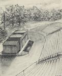 Figure 06.15. Sketch of the Chungkai Theatre, April 1944.
