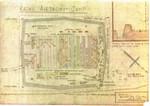Figure 10.10. Ground Plan of Kachu Mountain Aerodrome Camp.
