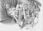 "Figure 11.14. ""Shipboard Concert."""