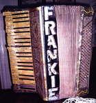 Figure 11.20. Frankie Quinton's accordion.