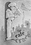 Figure 9.20. Souvenir Program for Café Crazé