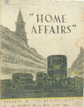 Figure 9.13. Souvenir Program for Home Affairs by Norman Pritchard
