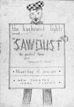X.2.1. Souvenir Program for Sawdust by Norman Pritchard