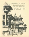 Himalayan Research Bulletin, Volume 01, Number 3