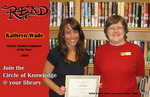 Katherine Wade, Student, Jean K. Archibald Award Winner 2008