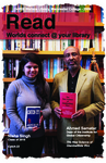 Nisha Singh, Student, Class of 2010 and Ahmed Samatar, Dean of the Institute for Global Citizenship