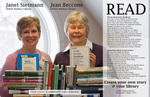 Janet Sietmann and Jean Beccone, DeWitt Wallace Library